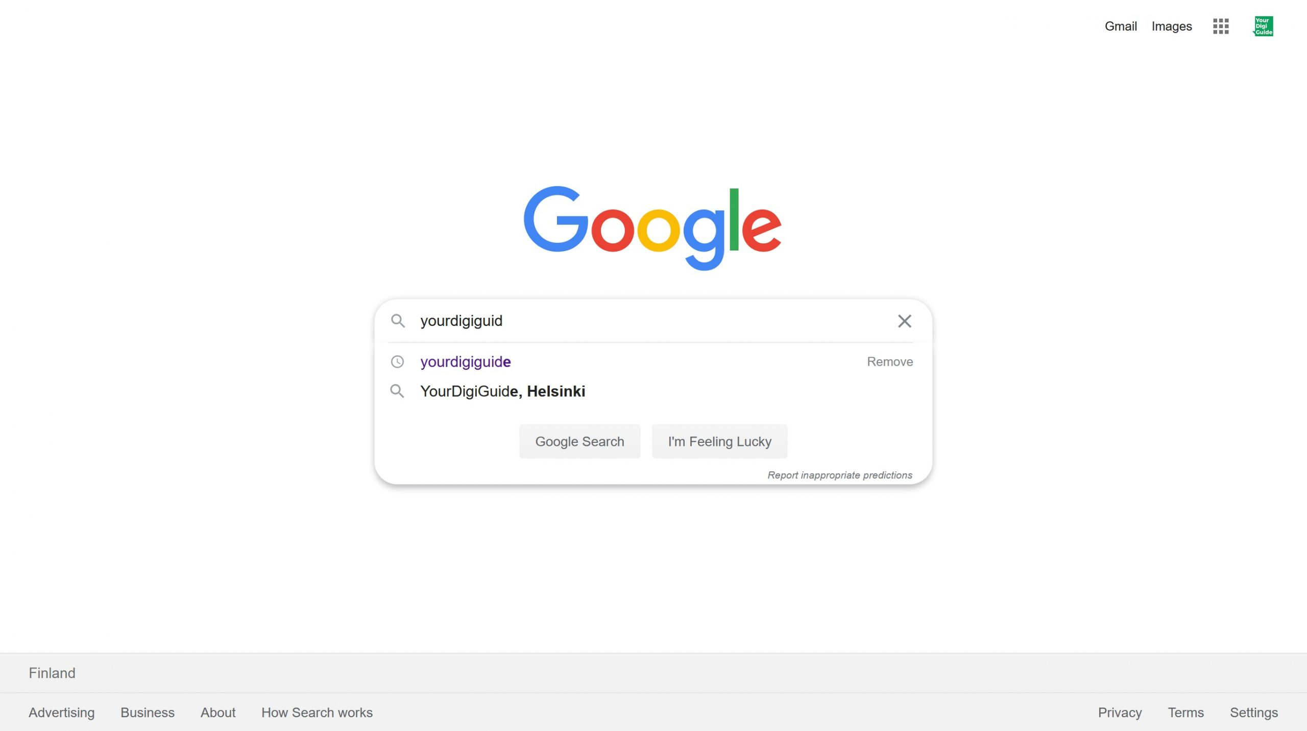 How to update your information on Google